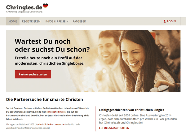 Christliche dating nach konfession
