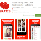 Date Love - Gratis Dating App & Mobiler Chat